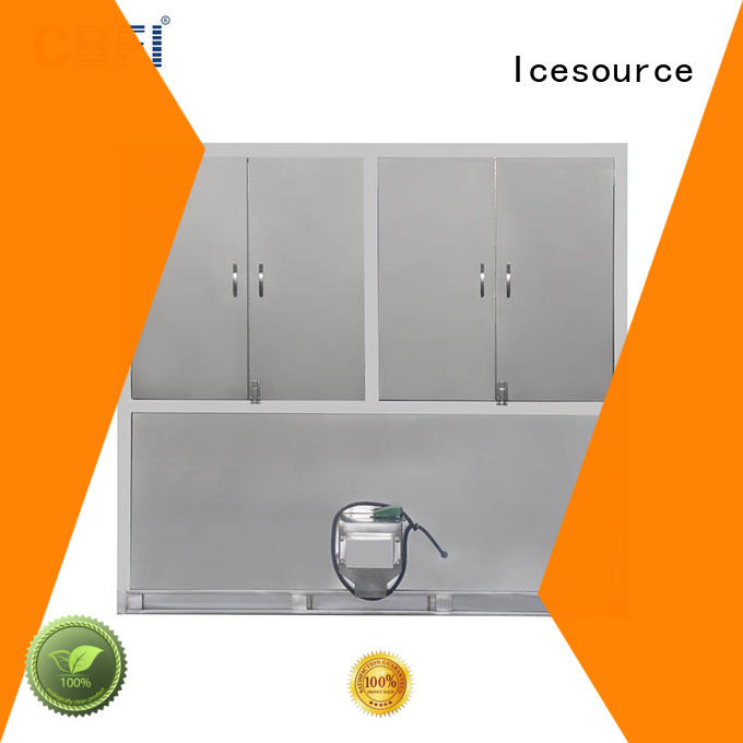 widely used industrial ice cube making machine making for vegetable storage