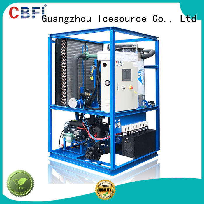 Hot ice tube making machine ce CBFI Brand