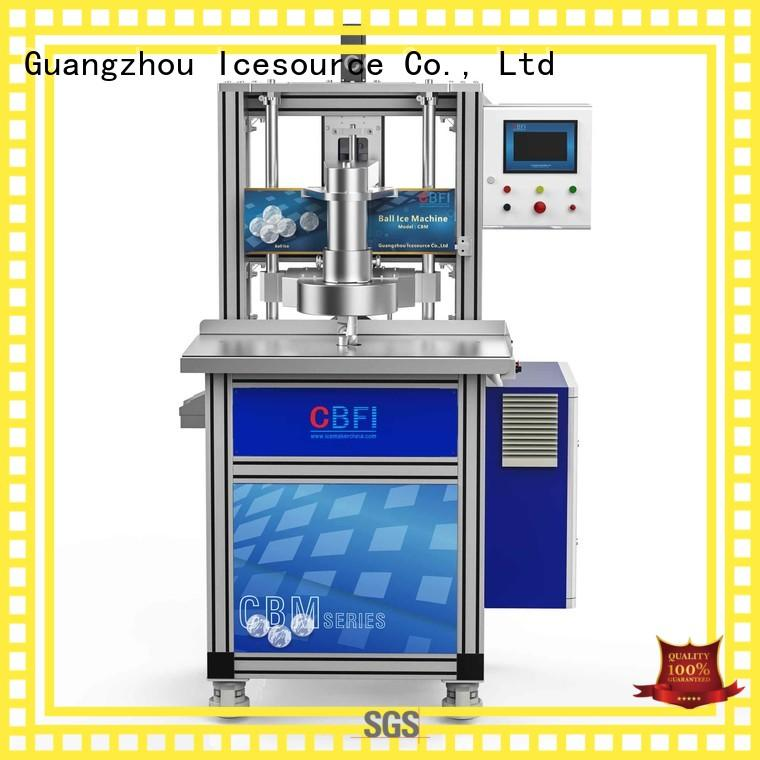 CBFI ice electric ice machine from manufacturer for summer