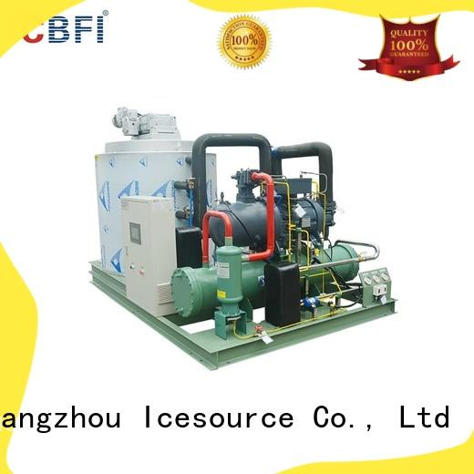 CBFI good-package best flake ice machine fish for ice making