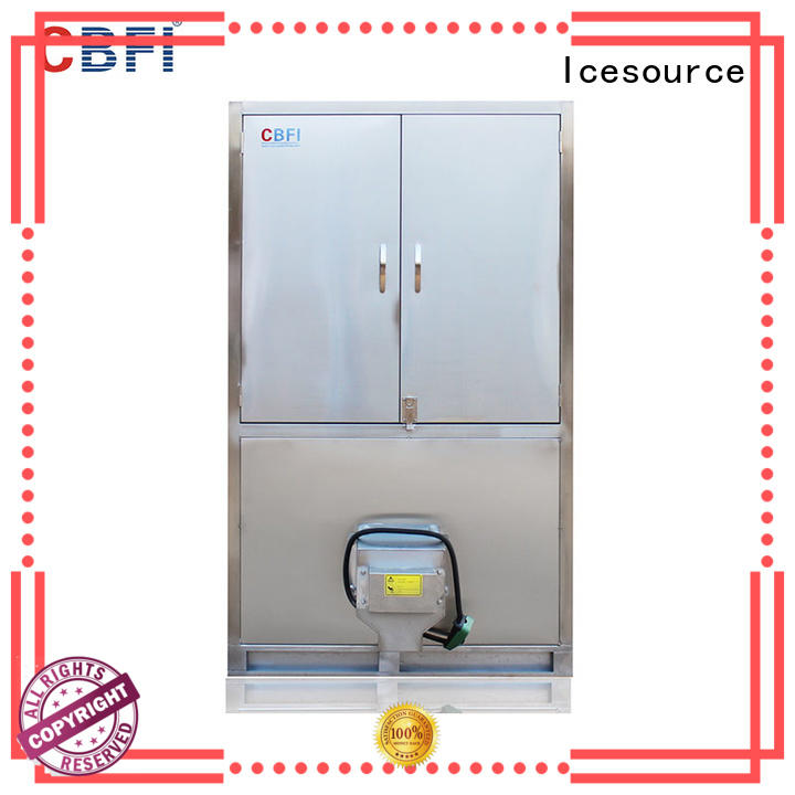 large capacity large ice cube machine controller factory price for fruit storage