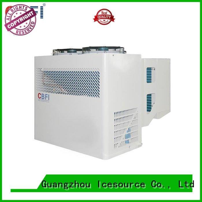 Wholesale convenient type modular cold rooms manufacturers CBFI Brand