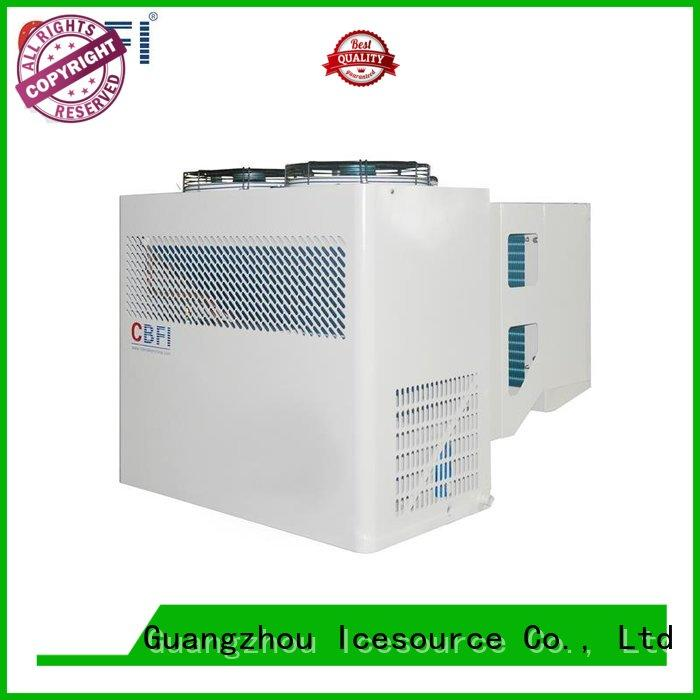 Wholesale convenient type modular cold rooms manufacturers CBFI Brand
