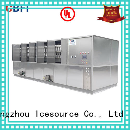 CBFI high-quality ice cube machine manufacturers customized for freezing