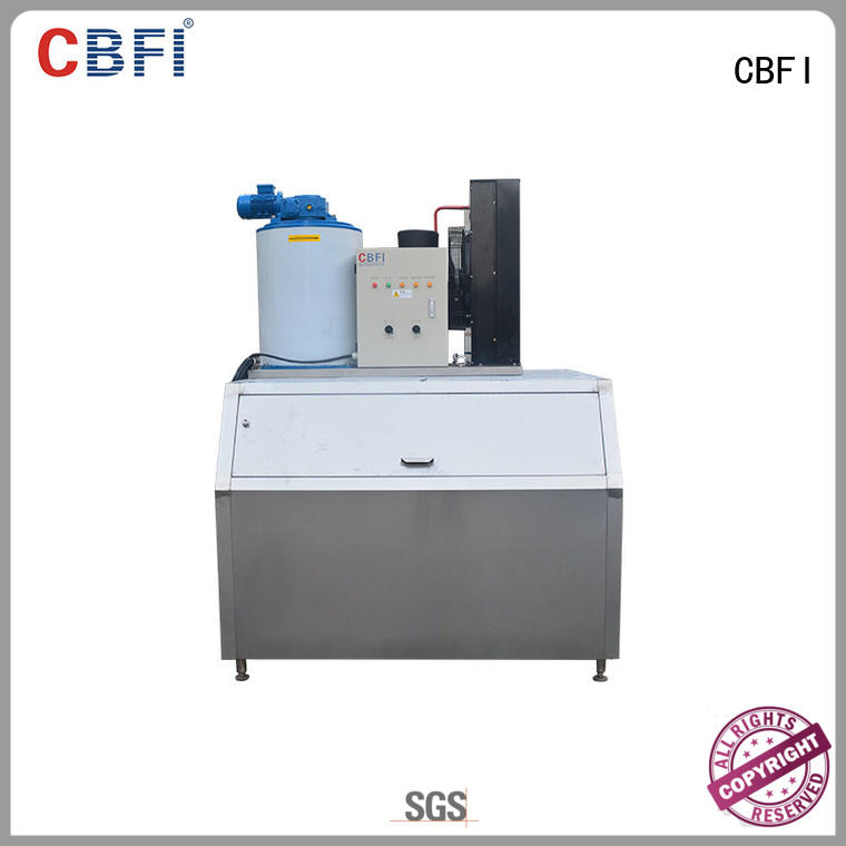 commercial flake style ice machine free quote for concrete cooling