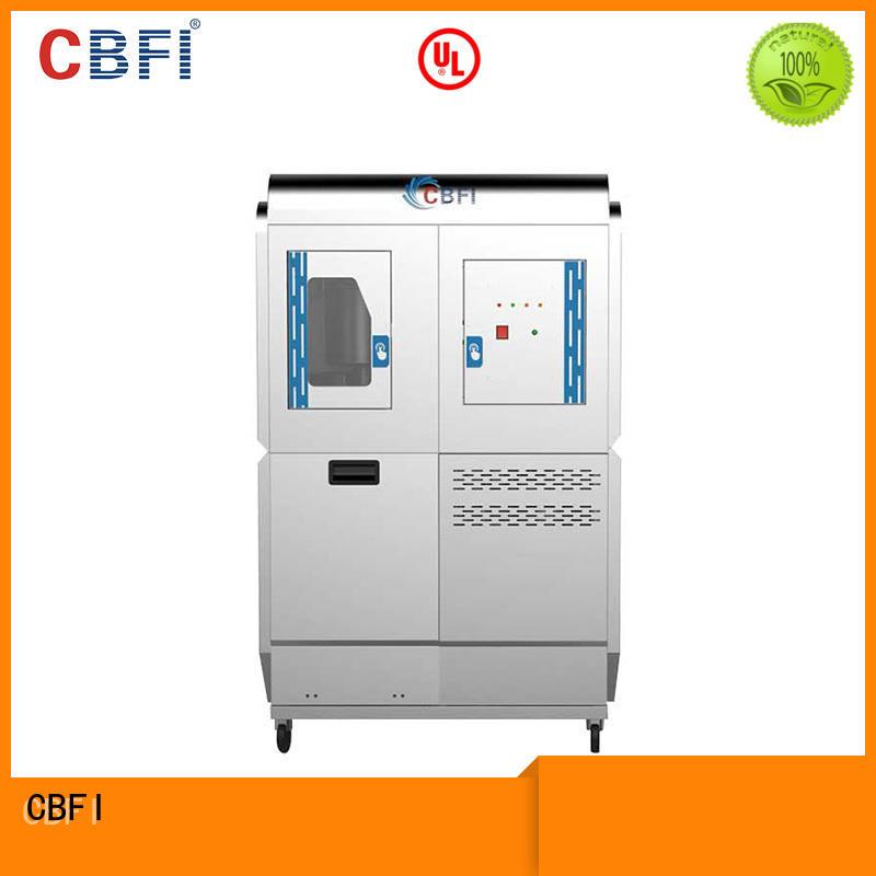 CBFI food Edible Flake Ice Machine grab now for aquatic goods