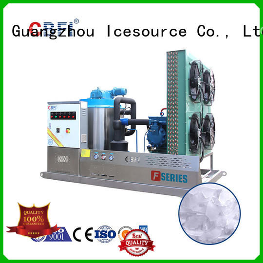 CBFI inexpensive ice flaker machine price for ice making
