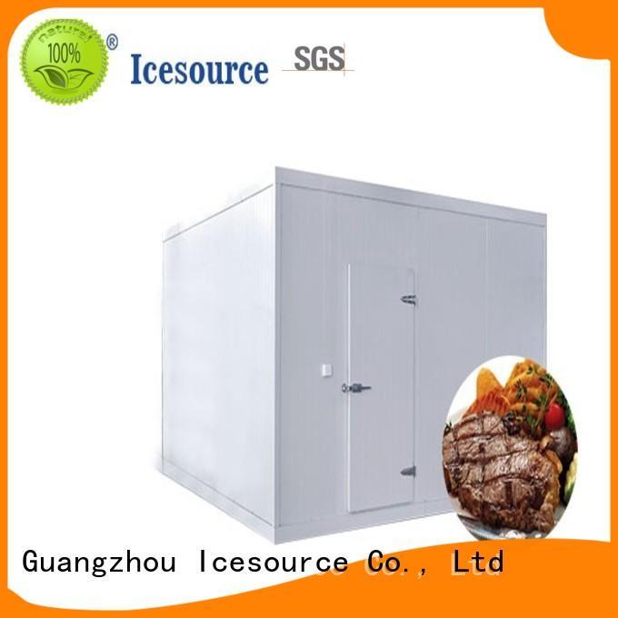 CBFI long-term used large cold storage range for freezing
