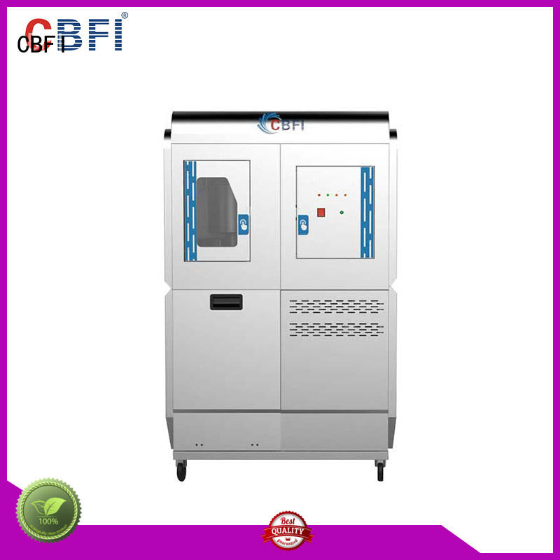 high-quality Edible Flake Ice Machine ice for aquatic goods