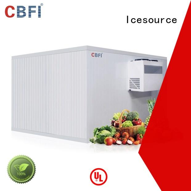 CBFI storage cold room for fruit and vegetable from china for vegetable storage