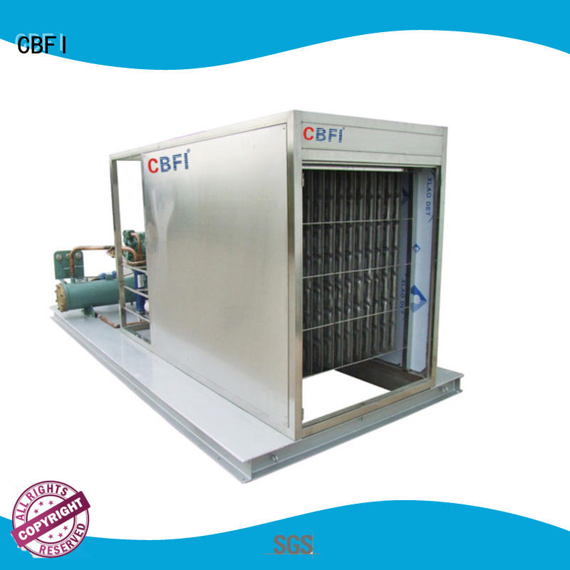 CBFI automatic water chiller producer
