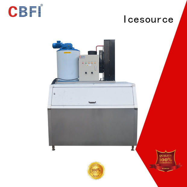 CBFI inexpensive flake ice machine supplier for cooling use