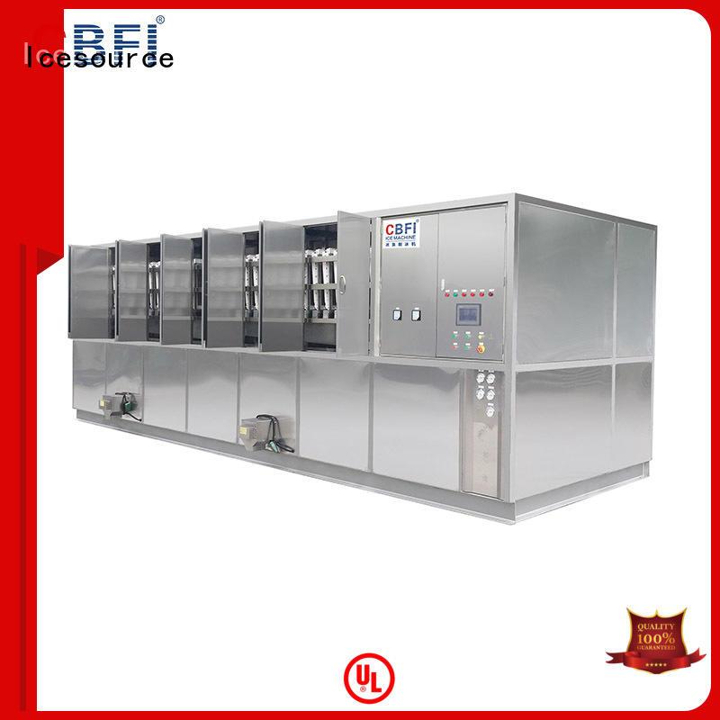 CBFI high-quality cube ice machine free design for freezing