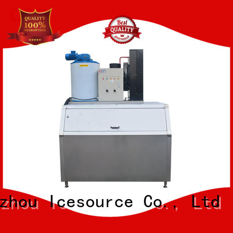 day flake ice making machine widely-use for restaurant