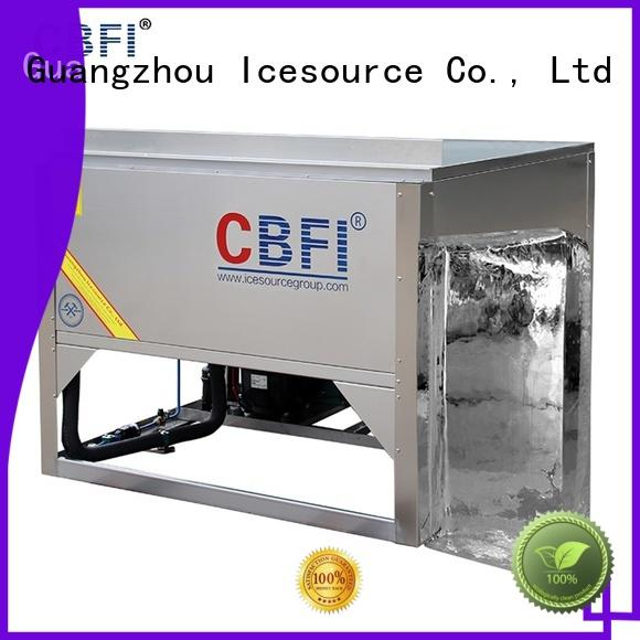 CBFI sphere ice machine maintenance supplier