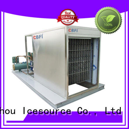 clean water chiller china supply for water pretreatment CBFI