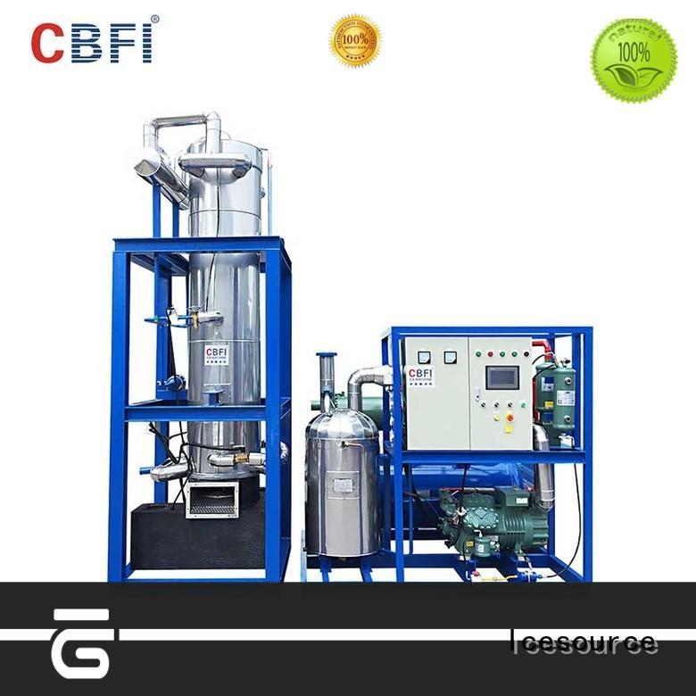 CBFI maker vogt tube ice machine manufacturer for ice making
