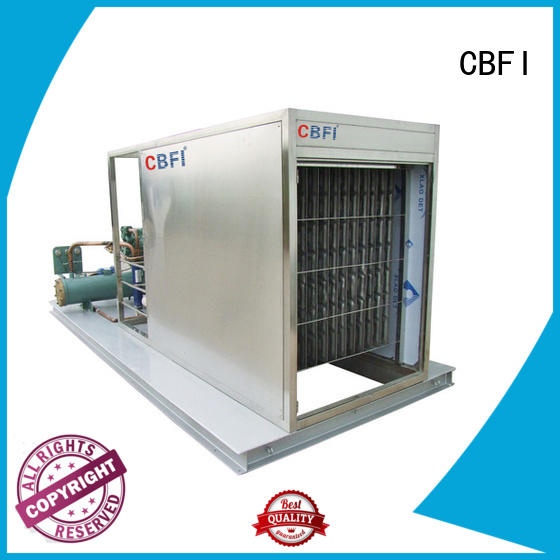 CBFI water water chiller factory