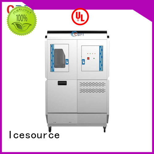 CBFI cost-effective ice machine franchise buy now for cooling use