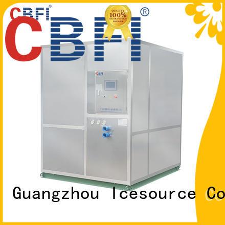 fish per plate ice plant cooling CBFI company