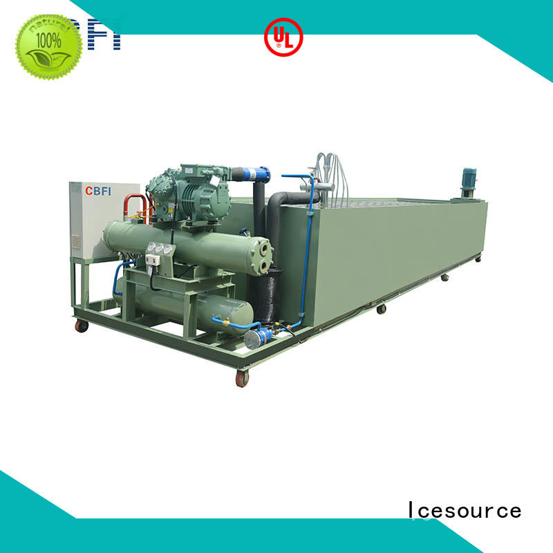 CBFI coil block ice machine bulk production for block ice machine