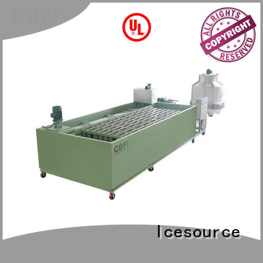 per ice block moulding machine ice for medical rescue CBFI
