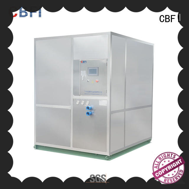 clean plate ice maker cbfi factory price for ice sculpture