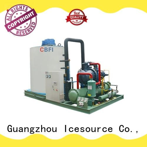 CBFI machine flake ice machine supplier for restaurant
