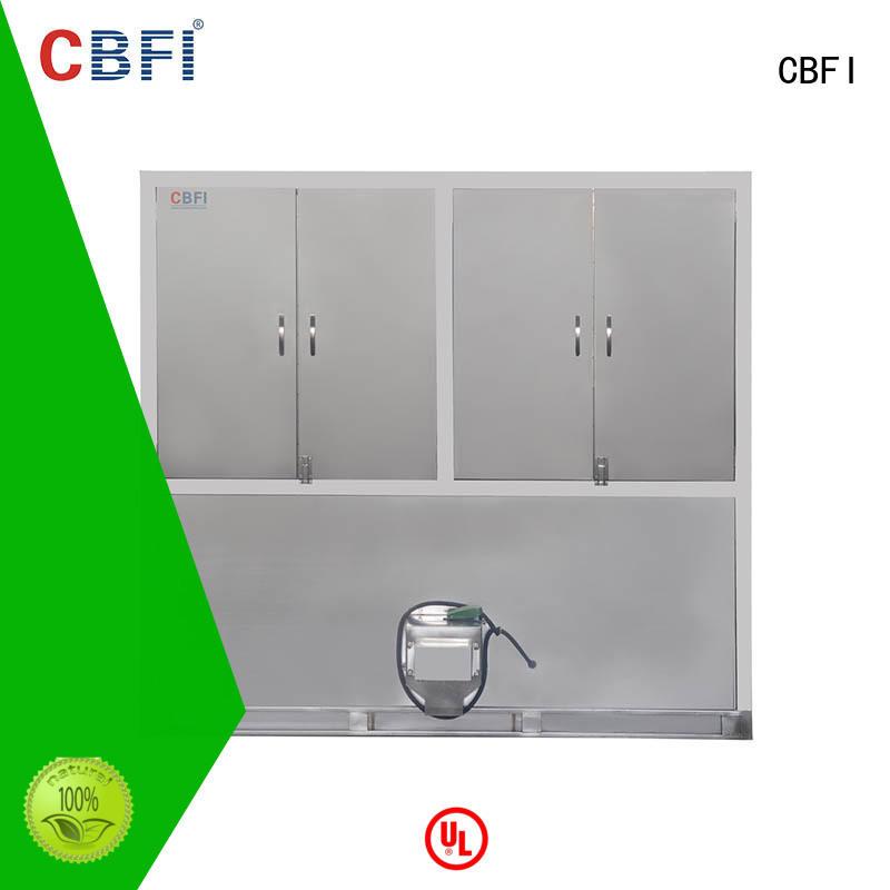 CBFI bars large ice cube machine supplier for freezing