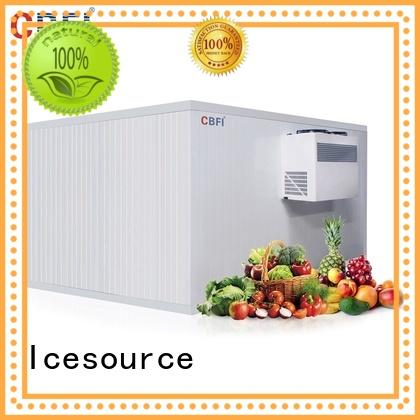 CBFI widely used cold room for fruit and vegetable from china for fruit storage