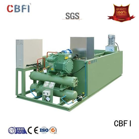 machine industrial ice block machine for manufacturer CBFI