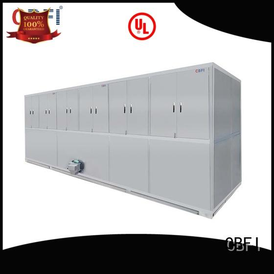 widely used large ice cube machine control for fruit storage