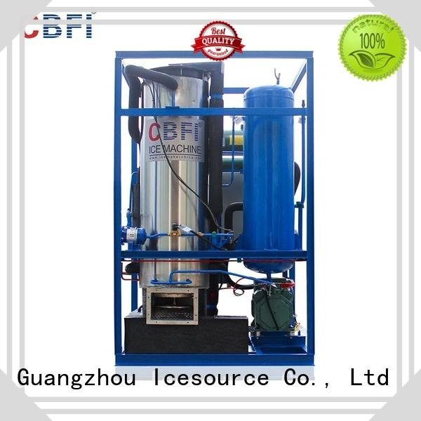 automatic Custom cbfi ice tube making machine ce CBFI