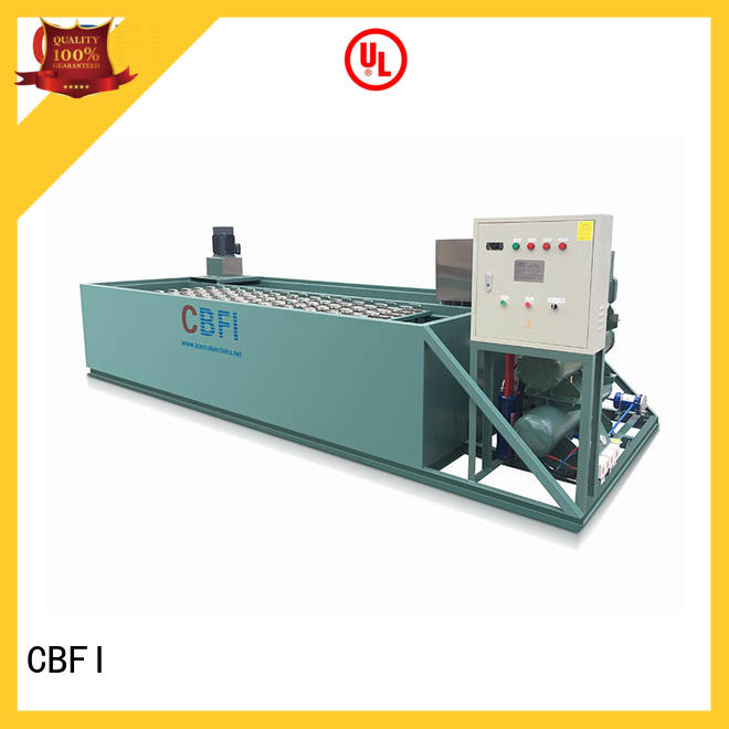 CBFI industrial ice maker in china for whiskey