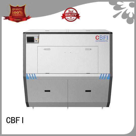 CBFI clean under counter ice maker pure for ice sculpture shaping