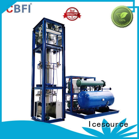 safe vogt tube ice machine tons types for bar