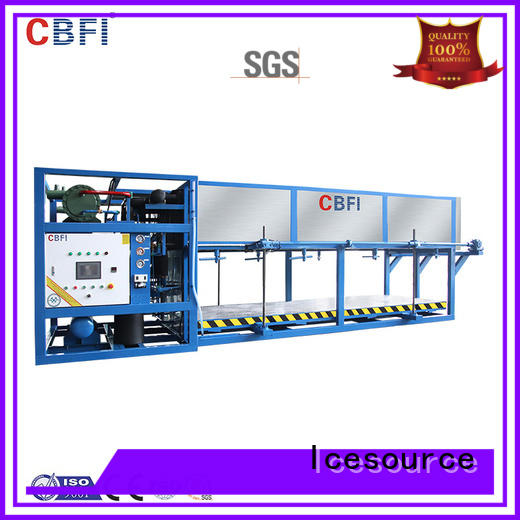widely used block ice machine maker ice factory for vegetable storage
