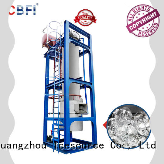 CBFI day ice machine filter bulk production for cooling use