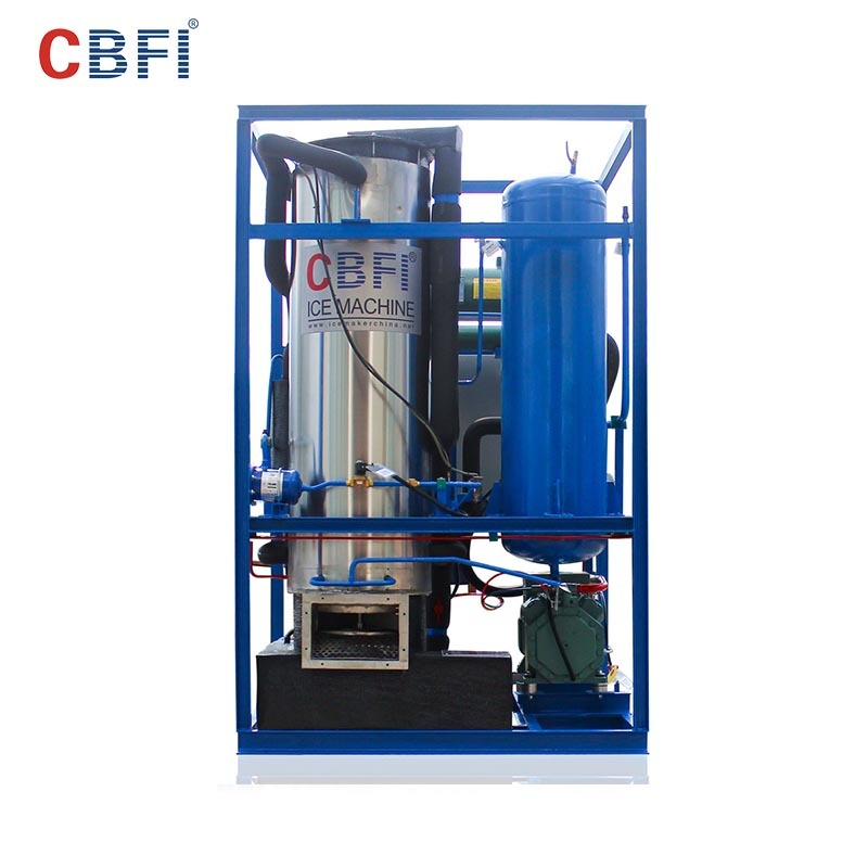 CBFI-Blogspot-how To Choose The Most Appropriate Tube Ice Machine