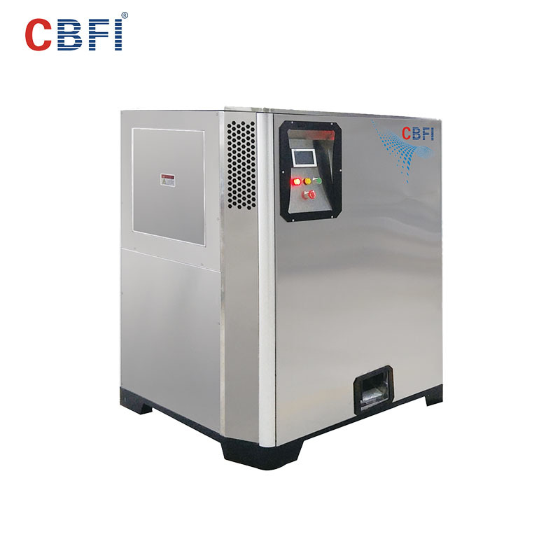 CBFI-Importance Of Nugget Ice Machines