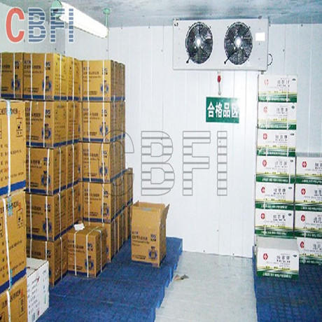 Problems Related to Refrigerant Pipeline in Cold Storage
