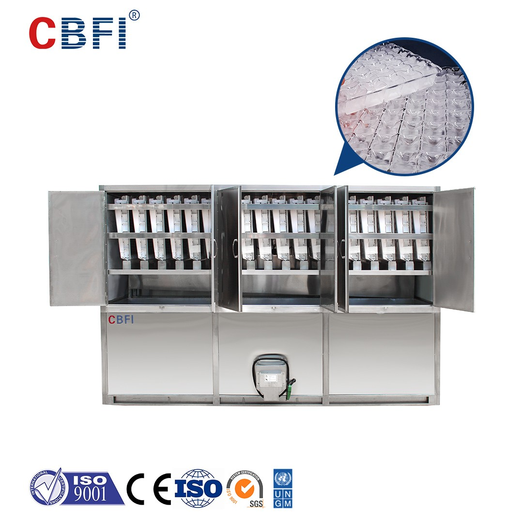 news-The Commercial Ice Machines From CBFI-CBFI-img