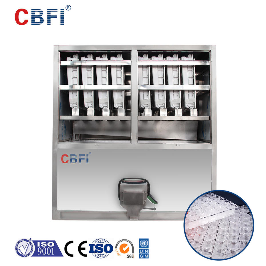 The Commercial Ice Machines From CBFI
