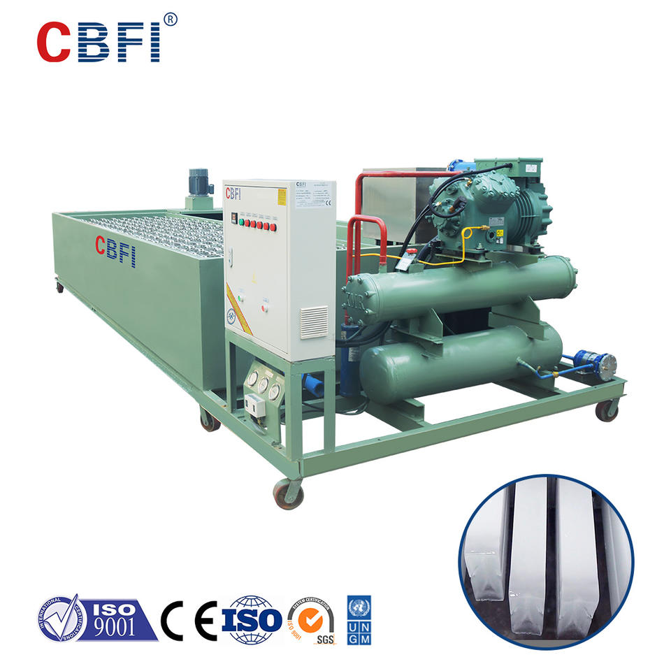CBFI BBI100 10 Tons Per Day Brine Ice Block Machine
