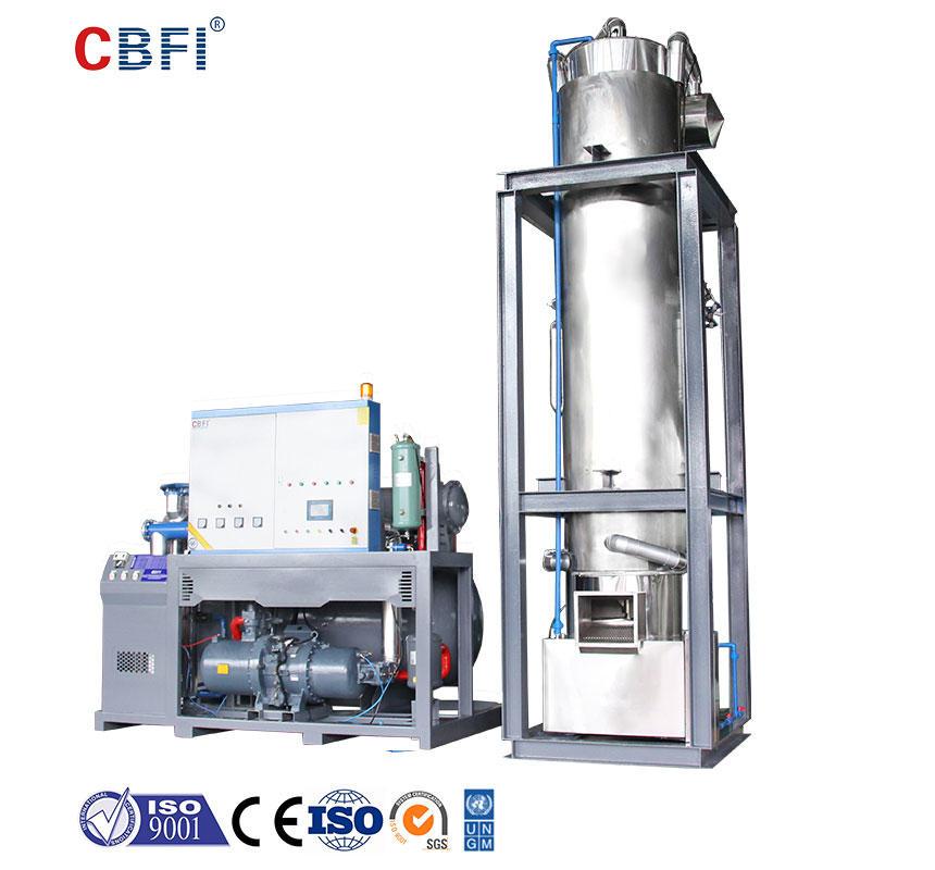 Przemysł maszyn do lodu w Chinach ma duże możliwości rozwoju