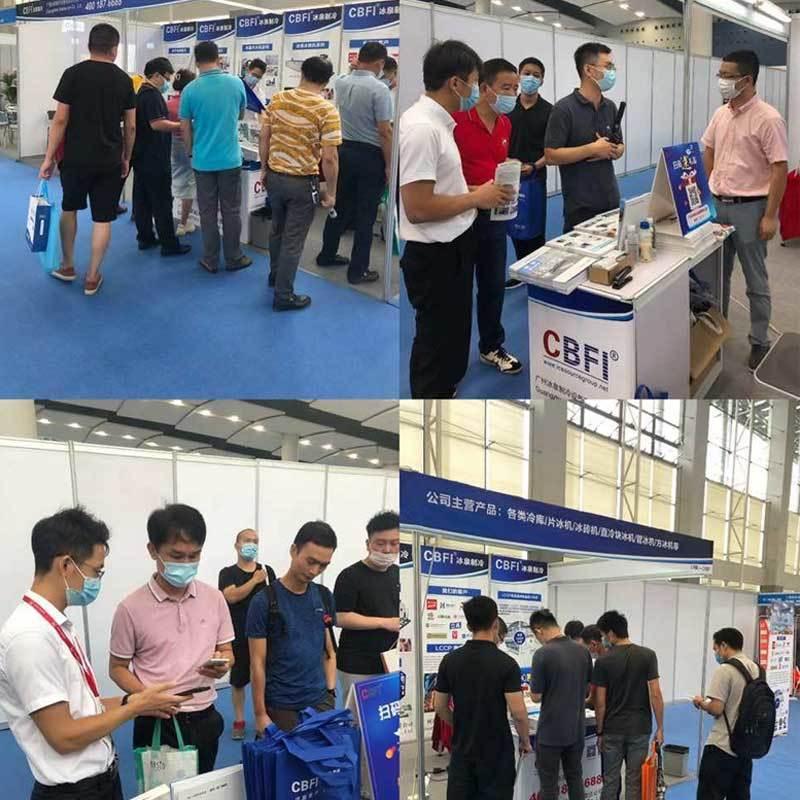 Exposição de tecnologia da Cadeia de Frio e Fresco Inteligente na Ásia-Pacífico 2020