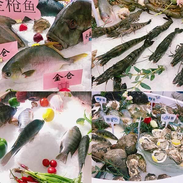 CBFI juntou-se à 6ª Guangzhou International Fishery Expo 2020