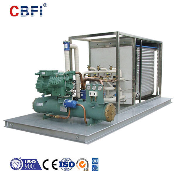 How to solve the oil leakage fault of industrial water chiller?