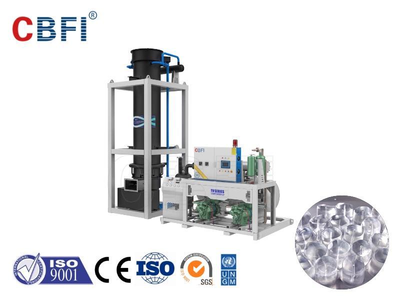 Ice maker machine industry chain