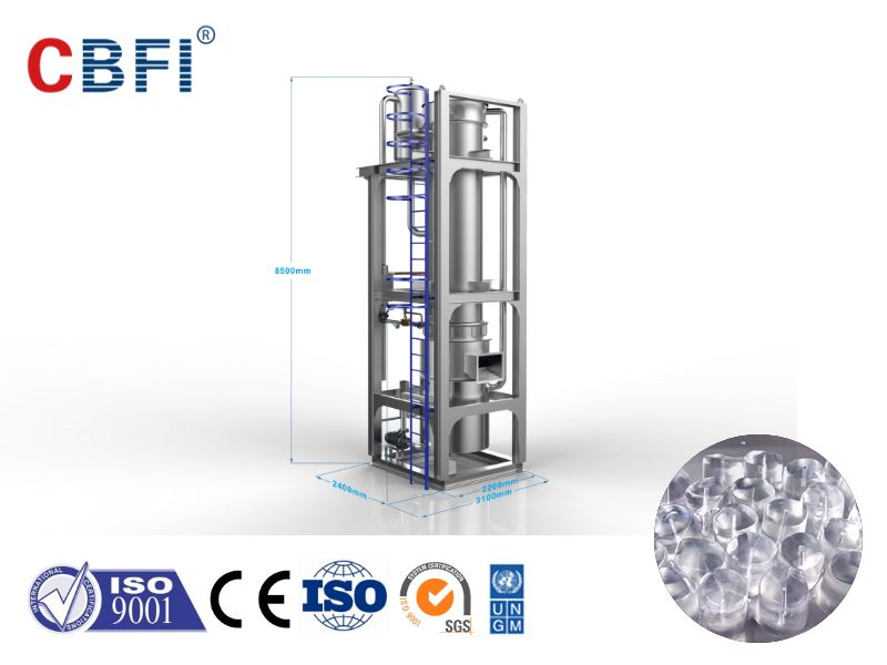 news-Why should ammonia be changed to fluorine for the refrigerant of ice machine-CBFI-img